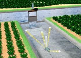 Débitmètre canal ouvert et petits cours d'eau