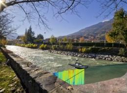 Photo RiverSurveyor M9 ou S5 2