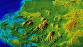 Cartographie sous-marine