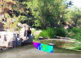 Débitmètre ADCP portable pour rivières à partir de 10 cm d'eau