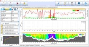 Logiciel de gestion des jaugeages réalisés par le profileur de vitesses et débit RS5