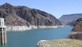 Cartographie de lac ou plan d'eau
